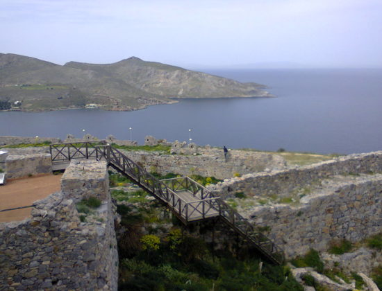 The Castle of Panagia